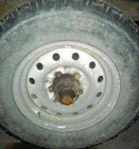 Комплект колёс -R16