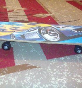 Скейтборд большой для мальчика