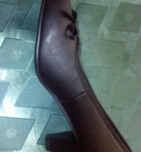 Туфли новые 35-35,5