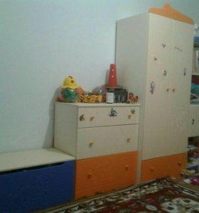 Мебель детская б/у