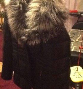 Куртка зимняя 44 размер.