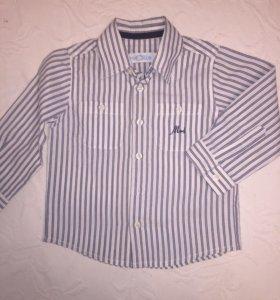Рубашка размер 98