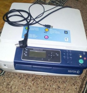 Принтер Xerox WorkCentre 3045