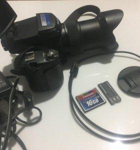 Фотоаппарат Sony DSC R1