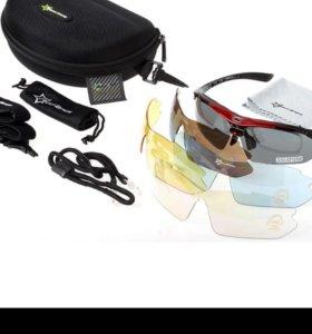 Солнцезащитные поляризованные очки