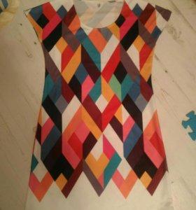 Платье летнее, новое, размер М