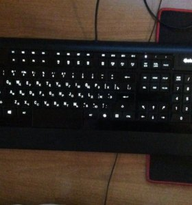 Клавиатура SteelSeries APEX [Raw] Gaming Keyboard