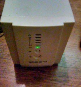 ИБП ippon smart power pro1000