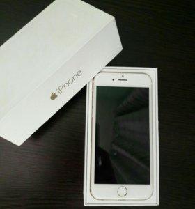 Айфон 6 на 16 gold
