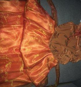 Платье праздничное р34