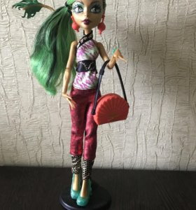 Monster High doll кукла Дженифер Лонг