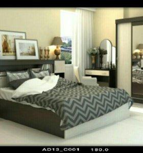 Спальный гарнитур Бася 7