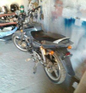 Мотоцикл Racer Magnum 200
