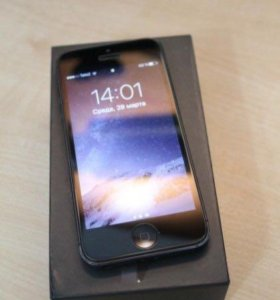 Обмен iPhone 5 32gb