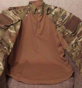 Боевая армейская рубашка ubacs в MTP новая!