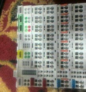Модули для програмируемого контролера wago