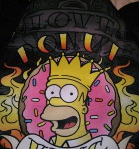 авточехлы на сидения Simpson's