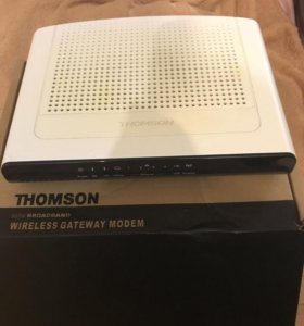 Роутер THOMSON TCW770