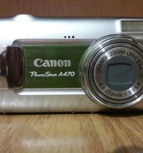 Фотик Canon PowerShot A740