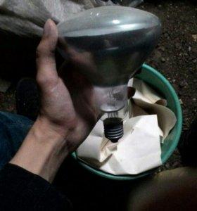 Зеркальная лампа накаливания