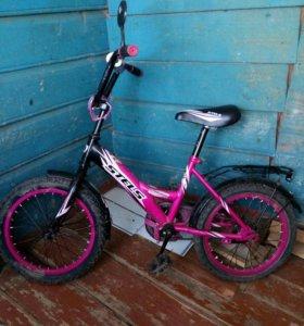 Велосипед для девочки СТЕЛС