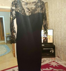 Платье италянский гипюр