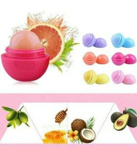 бальзамы для губ фруктовый