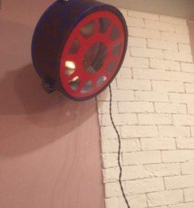 Ночник прожектор лофт