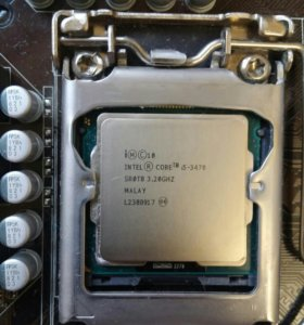 Процессор Intel Core i5-3470 LGA 1155