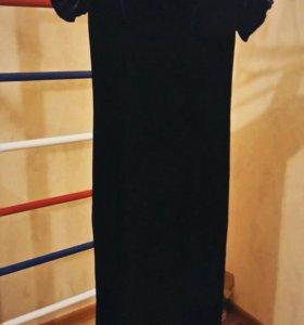 Вечернее платье на выпускной, свадьбу 46 размер
