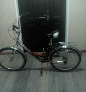 "Велосипед ""Уран Пионер 250"""