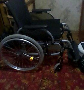 Срочно продам новую инвадную коляску