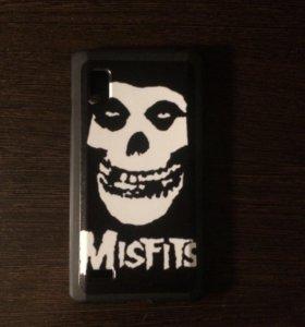 Чехол с логотипом The Misfits для LG Optimus L9