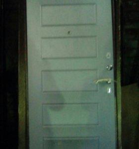 Б.у дверь