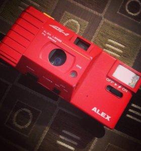 фото камера винтаж раритет ALEX AX-1 б/у