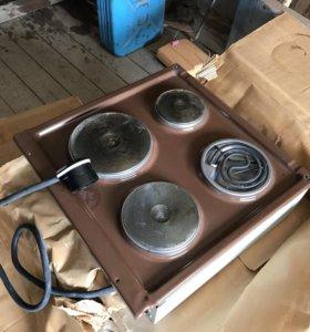 Новая плита
