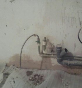 Водаснабжения отопления канализация