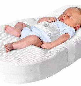 Кокон - кроватка Red Castle для новорожденных