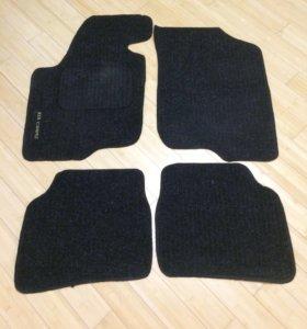 Коврики пола тканевые для Kia ceed 2006-2009