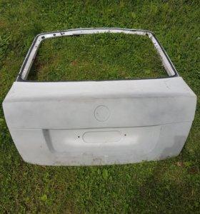 крышка багажника шкода октавия а5