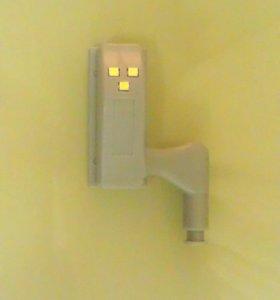 Светильник в шкаф