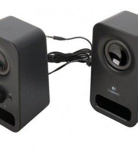 Колонки Logitech Z150 2.0 Black