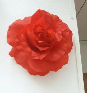 Заколки-цветы 2 шт
