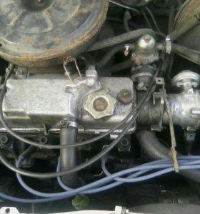 Двигатель ваз2109 карбюратор