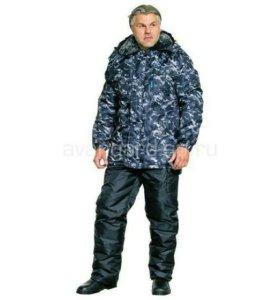 Куртка новая камуфляж