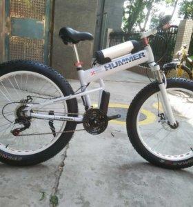 Электровелосипед Hummer, 500W
