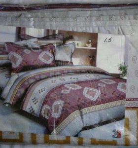 Продам постельное белье из поплина.