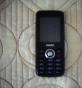 Телефон Philips xenium x116