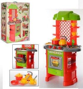 Детская кухня, новая