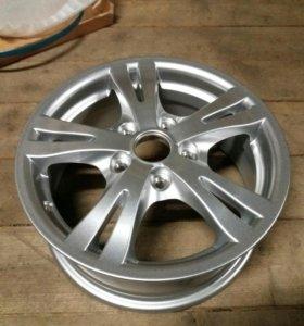 Диск колесный R15 литой MZ18